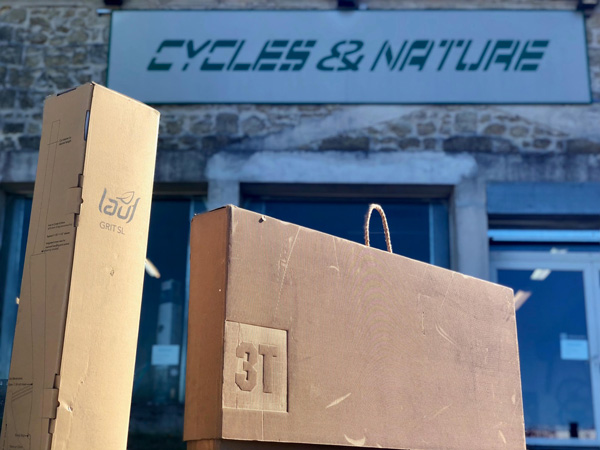 cycle, cycles et nature : magasin de vente et de reparation de velo a bordeaux, 3t bike 2019