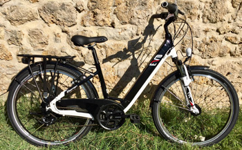 cycle, cycles et nature : magasin de vente et de reparation de velo a bordeaux, BH Evo Eco 21s 500 2018