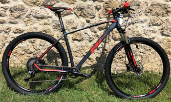 cycle, cycles et nature : magasin de vente et de reparation de velo a bordeaux, BH EXPERT 29 SLX 11V 2019
