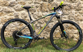 cycle, cycles et nature : magasin de vente et de reparation de velo a bordeaux, BH ULTIMATE RC NX RECON 2019