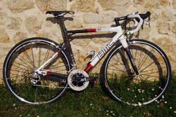 cycles et nature : magasin de vente et de reparation de velo a bordeaux, bmc race machine rm01 2011