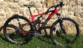 cycles et nature : magasin de vente et de reparation de velo a bordeaux, BMC Team elite TE02 SLX XT 2014