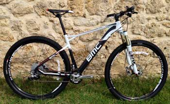 cycles et nature : magasin de vente et de reparation de velo a bordeaux, BMC Team elite TE02 XT 2014