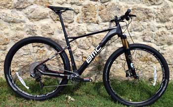 cycles et nature : magasin de vente et de reparation de velo a bordeaux, bmc team elite te01 xx1 2014