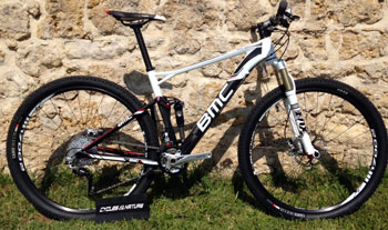 cycle, cycles et nature : magasin de vente et de reparation de velo a bordeaux BMC Fourstroke FS02 XT 29 2015