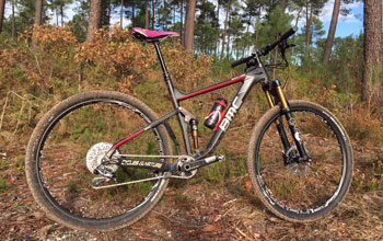 cycle, cycles et nature : magasin de vente et de reparation de velo a bordeaux BMC Speedfox SF01 XX1 2015 test