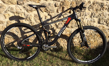 cycle, cycles et nature : magasin de vente et de reparation de velo a bordeaux BMC Speedfox SF02 SLX/XT 2015