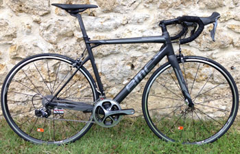 cycle, cycles et nature : magasin de vente et de reparation de velo a bordeaux BMC Teammachine SLR 01 dura ace 2015