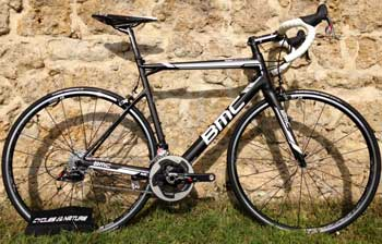cycle, cycles et nature : magasin de vente et de reparation de velo a bordeaux BMC Teammachine SLR 01 Sram Red 2015