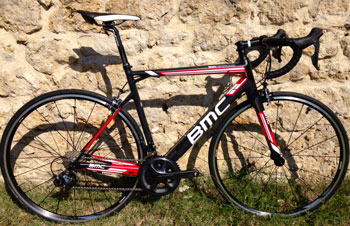 cycle, cycles et nature : magasin de vente et de reparation de velo a bordeaux BMC Teammachine SLR 02 ultegra 2015