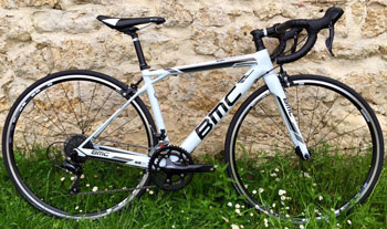 cycle, cycles et nature : magasin de vente et de reparation de velo a bordeaux BMC Teammachine SLR 03 Tiagra 2015