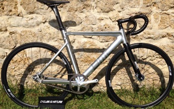 cycle, cycles et nature : magasin de vente et de reparation de velo a bordeaux BMC Trackmachine TR02 2015