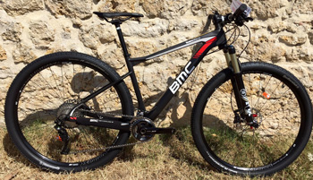 cycles et nature : magasin de vente et de reparation de velo a bordeaux, BMC Teamelite 02 XT 2016