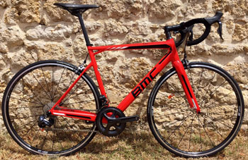 cycles et nature : magasin de vente et de reparation de velo a bordeaux, BMC Teammachine SLR01 Ult Di2 2016