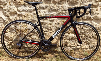 cycles et nature : magasin de vente et de reparation de velo a bordeaux, BMC Teammachine SLR02 Ult Di2 2016