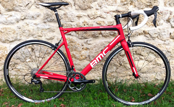 cycle, cycles et nature : magasin de vente et de reparation de velo a bordeaux, BMC Teammachine SLR 03 105 2016