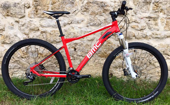 cycle, cycles et nature : magasin de vente et de reparation de velo a bordeaux, BMC Sport elite 27.5 SLX XT