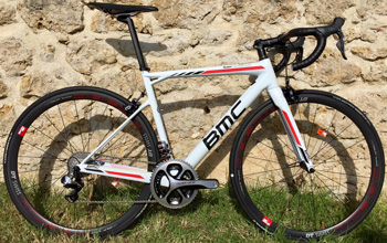 cycles et nature : magasin de vente et de reparation de velo a bordeaux, BMC Teammachine SLR 01 DuraAce Di2 2017