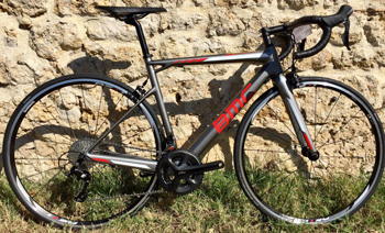cycles et nature : magasin de vente et de reparation de velo a bordeaux, BMC Teammachine SLR02 105 2017