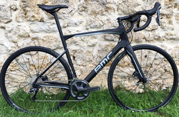 cycles et nature : magasin de vente et de reparation de velo a bordeaux, bmc roadmachine RM02 ultegra 2017