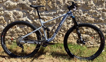 cycle, cycles et nature : magasin de vente et de reparation de velo a bordeaux, BMC Speedfox SF02 XT 2017
