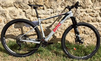 cycles et nature : magasin de vente et de reparation de velo a bordeaux, BMC Teamelite TE01 XT