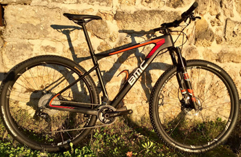 BMC Teamelite TE01 XT Di2 Team 2017