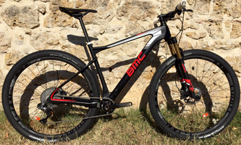 BMC Teamelite TE01 XTR Di2 Team 2017