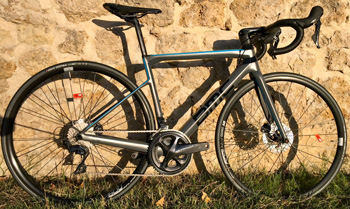 cycles et nature : magasin de vente et de reparation de velo a bordeaux, Teammachine SLR01 DISC TWO 2018