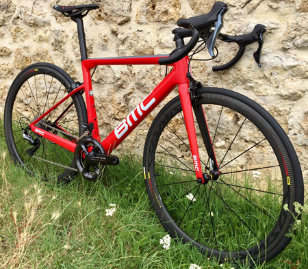 cycles et nature : magasin de vente et de reparation de velo a bordeaux, BMC Teammachine SLR 01 DuraAce 2018