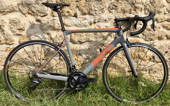 cycles et nature : magasin de vente et de reparation de velo a bordeaux, BMC Teammachine SLR02 One 2018