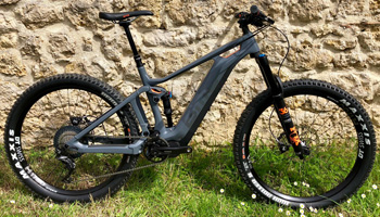 cycles et nature : magasin de vente et de reparation de velo a bordeaux, BMC Trailfox AMP TWO 2018