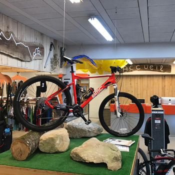 cycle, cycles et nature : magasin de location, vente et de reparation de velo a accous en vallee d aspe