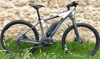 cycle, cycles et nature : magasin de vente et de reparation de velo a bordeaux, Reaction Hybrid HPA PRO 400 2017