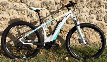 cycle, cycles et nature : magasin de vente et de reparation de velo a bordeaux, CUBE Access Hybrid Pro 400 2018