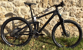 cycle, cycles et nature : magasin de vente et de reparation de velo a bordeaux, CUBE Stereo 120 HPC SL 2018