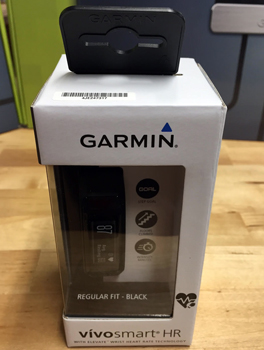 cycle, cycles et nature : magasin de vente et de reparation de velo a bordeaux, Garmin vivosmart HR 2016