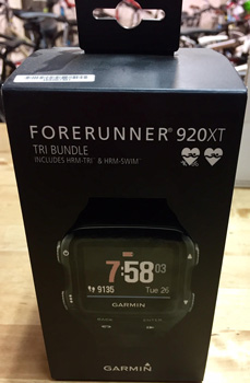 cycles et nature : magasin de vente et de reparation de velo a bordeaux, garmin forerunner 920 xt tri bundle