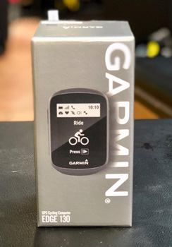 cycles et nature : magasin de vente et de reparation de velo a bordeaux, GARMIN EDGE 130