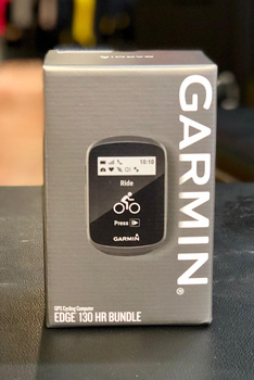 cycles et nature : magasin de vente et de reparation de velo a bordeaux, GARMIN EDGE 130 HR BUNDLE
