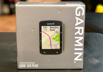 cycles et nature : magasin de vente et de reparation de velo a bordeaux, GARMIN EDGE 520 plus