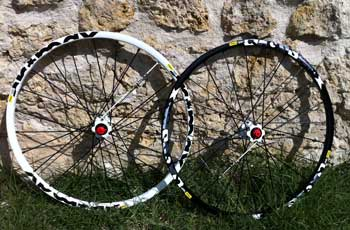 cycle, cycles et nature : magasin de vente et de reparation de velo a bordeaux, mavic crossmax st et crossmax sx 2012