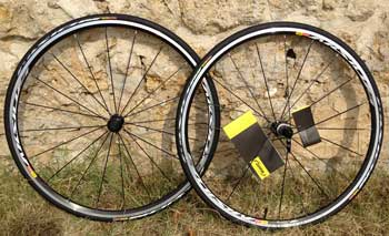 cycle, cycles et nature : magasin de vente et de reparation de velo a bordeaux, mavic aksium wts 2013