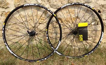 "cycle, cycles et nature : magasin de vente et de reparation de velo a bordeaux, mavic crossride 29"" 2013"