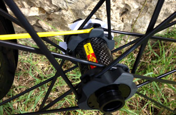 cycles et nature : magasin de vente et de reparation de velo a bordeaux, Mavic crossmax sl 29 2015