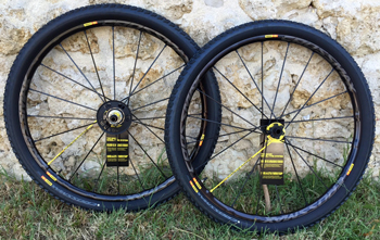 cycles et nature : magasin de vente et de reparation de velo a bordeaux, Mavic crossmax sl 29 2016