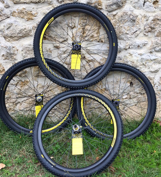 cycles et nature : magasin de vente et de reparation de velo a bordeaux, Mavic CROSSMAX PRO CARBONE 2017