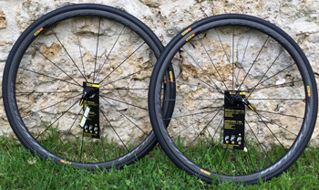 cycles et nature : magasin de vente et de reparation de velo a bordeaux, Mavic Ksyrium pro Carbone C 2017