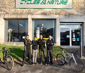 cycle, cycles et nature : magasin de vente et de reparation de velo a bordeaux