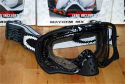 cycle, cycles et nature : magasin de vente et de reparation de velo a bordeaux, lunette et masque oakley mtb, vtt, dh, velo de route, mx,  crowbar grey tribal